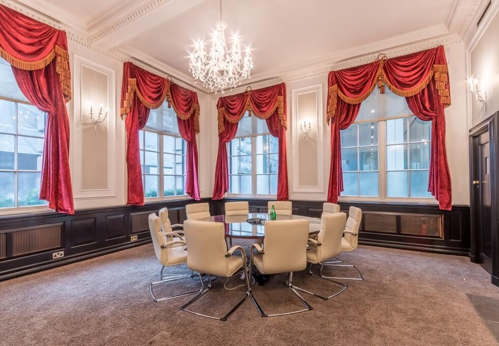Lombard Street EC2 office space – Meeting/Boardroom