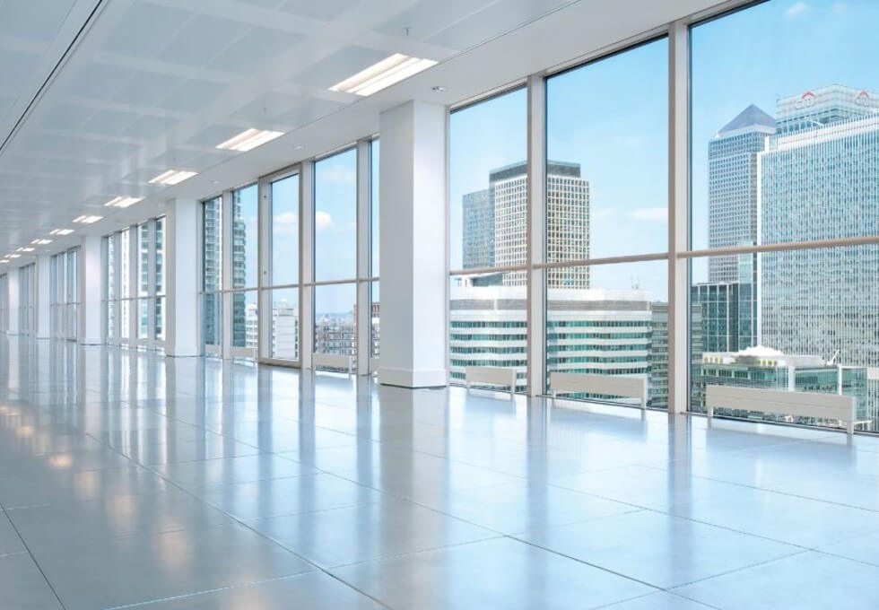 Exchange Tower E14 office space – Private Office (different sizes available)