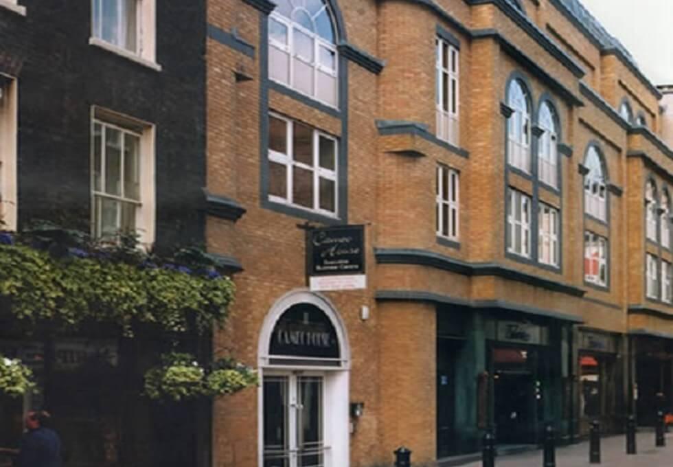 Bear Street WC1 office space – Building External