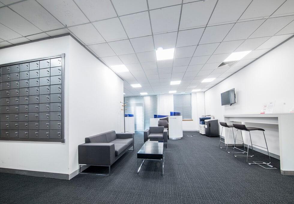 Farnham Road GU1 office space – Break Out Area