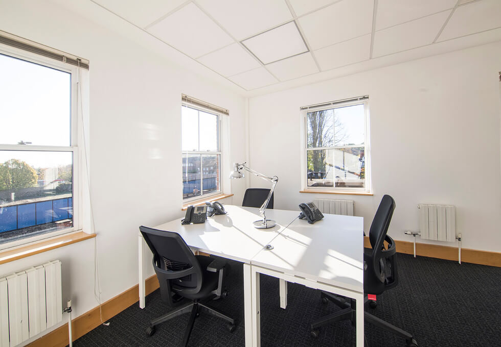 Broadway HP6 office space – Private Office (different sizes available)