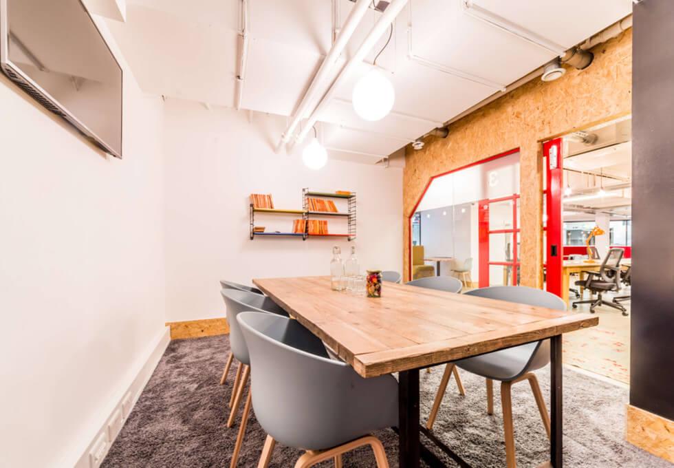 Upper Street N1 office space – Meeting/Boardroom