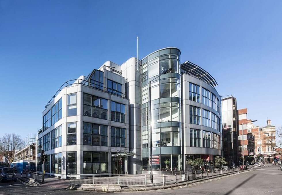 Queen Caroline Street W6 office space – Building External