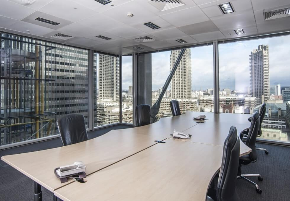 Wood Street EC1 office space – Private Office (different sizes available)