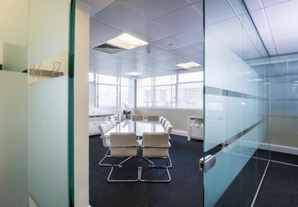 Wood Street EC1 office space – Meeting/Boardroom