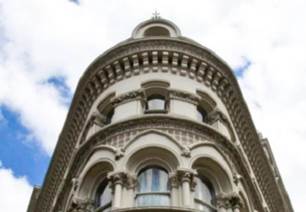 Queen Victoria Street EC4 office space – Building External