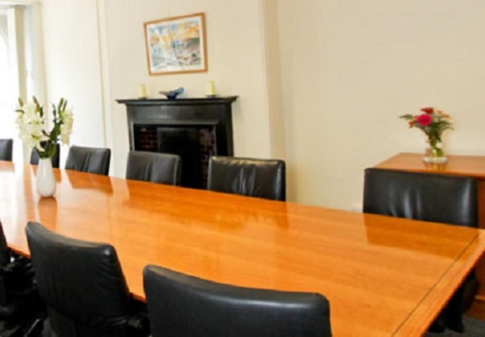 Queen Victoria Street EC4 office space – Meeting/Boardroom