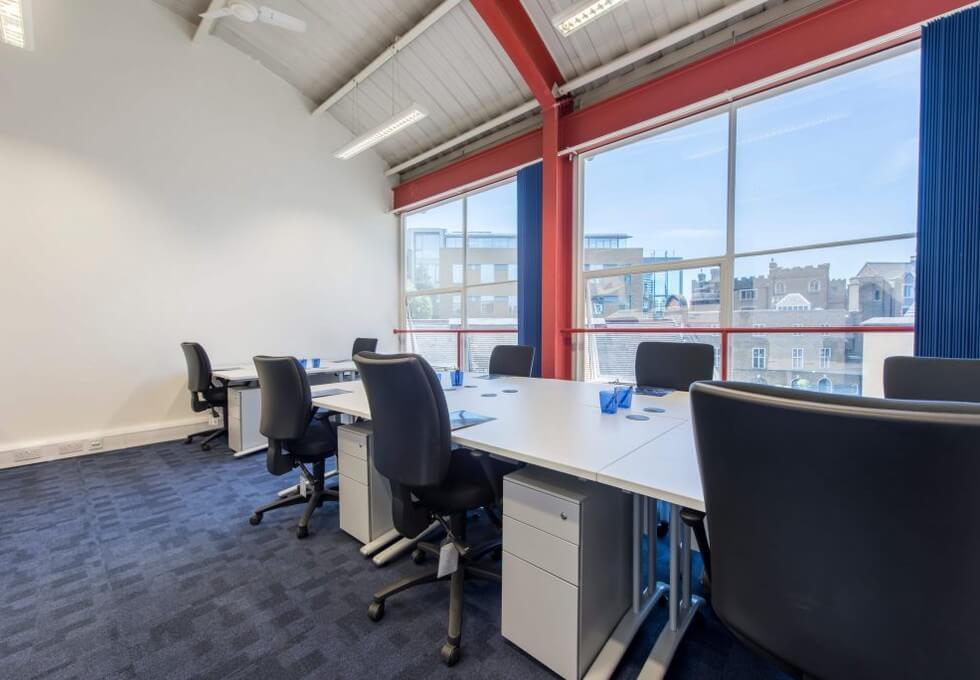Westminster Bridge Road SE1 office space – Private Office (different sizes available)