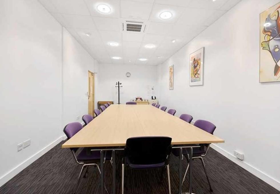 Shelton Street WC2 office space – Meeting/Boardroom