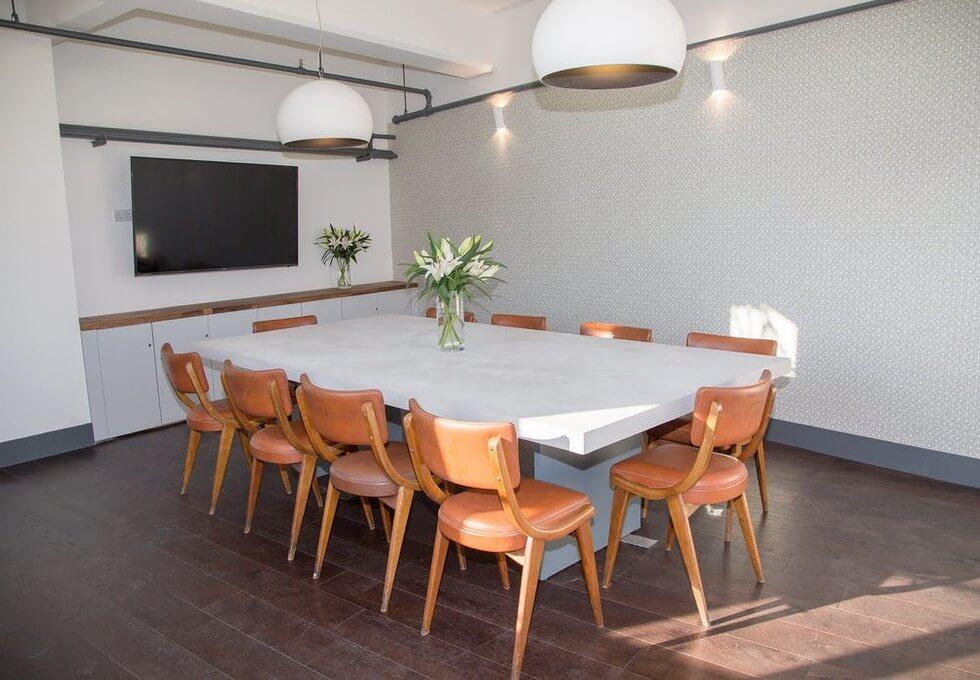 Bowling Green Lane EC1 office space – Meeting/Boardroom
