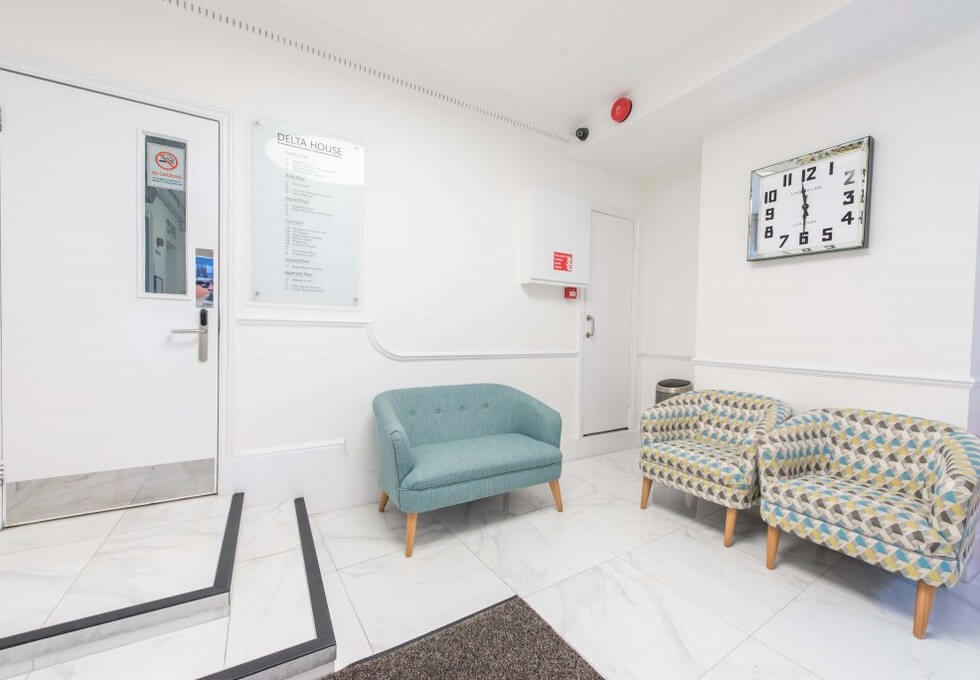 Borough High Street SE1 office space – Break Out Area
