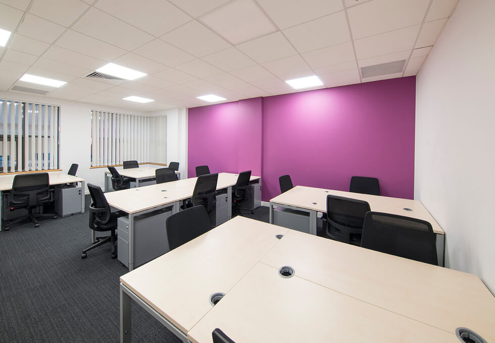 St. Crispins Road NR1 office space – Private Office (different sizes available)