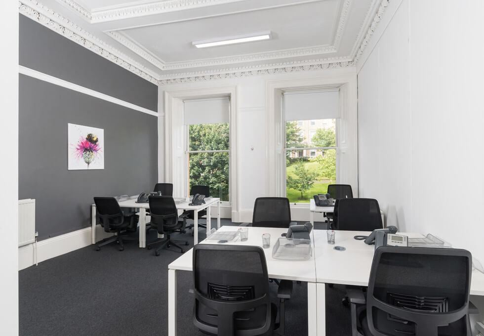 Woodside Place G1 office space – Private Office (different sizes available)