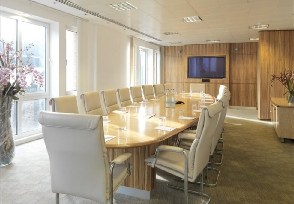 Floral Street WC2 office space – Meeting/Boardroom