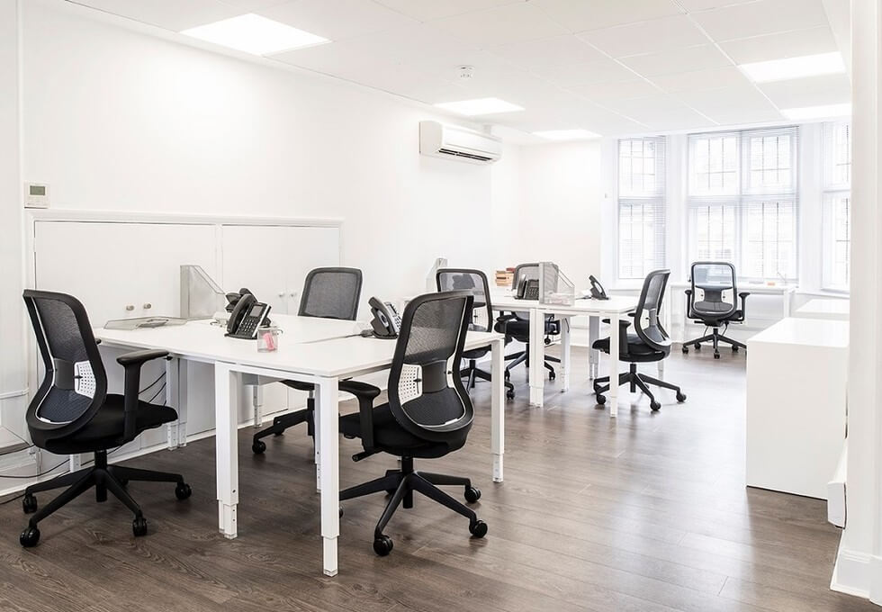 Margaret Street W1 office space – Private Office (different sizes available)
