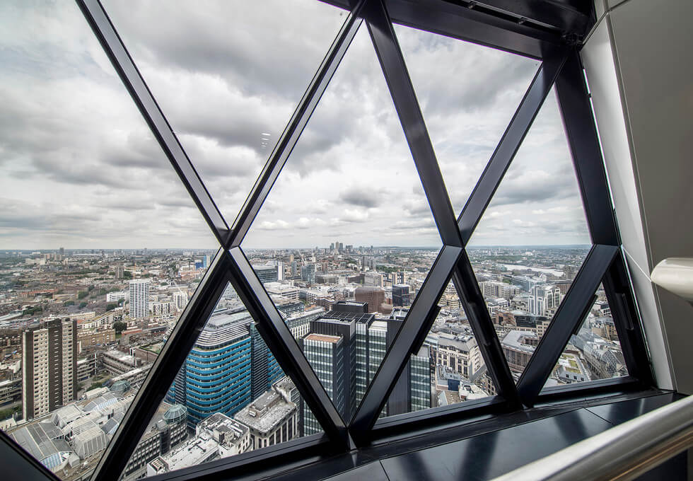 St Mary Axe EC1 office space – View