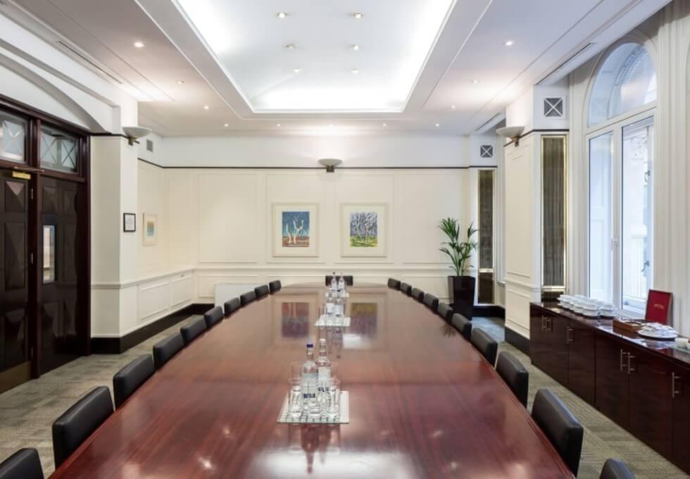 Old Bailey EC4M office space – Meeting/Boardroom