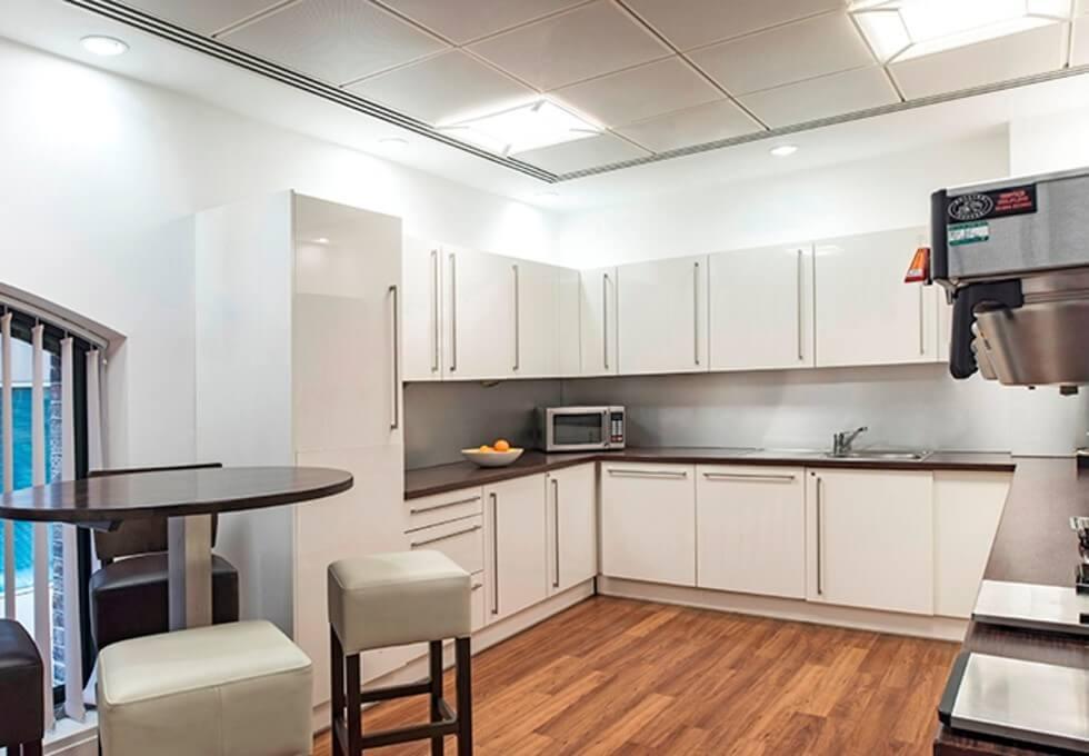 Hays Lane SE1 office space – Kitchen