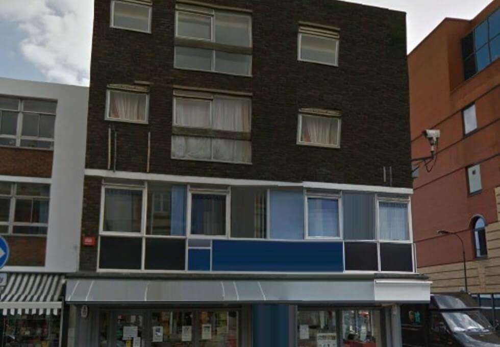 King Street W6 office space – Building External
