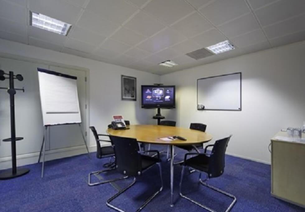 Storeys Gate SW1 office space – Meeting/Boardroom