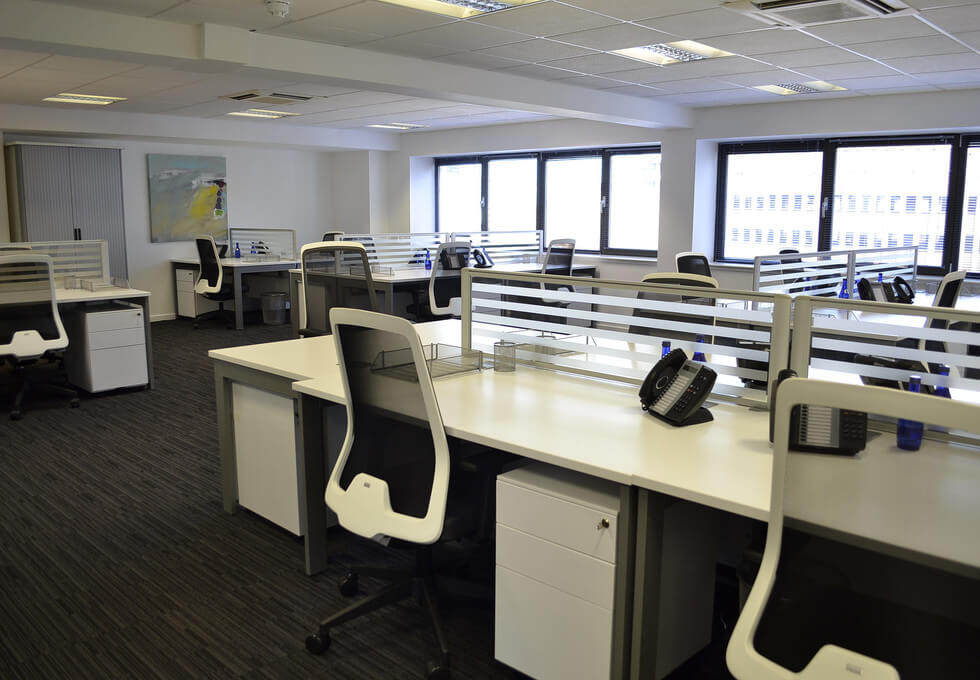 Minories E1 office space – Private Office (different sizes available)