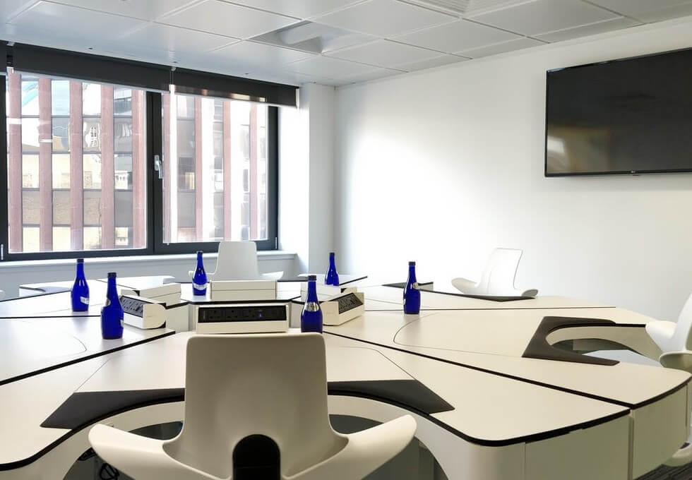 Minories E1 office space – Meeting/Boardroom