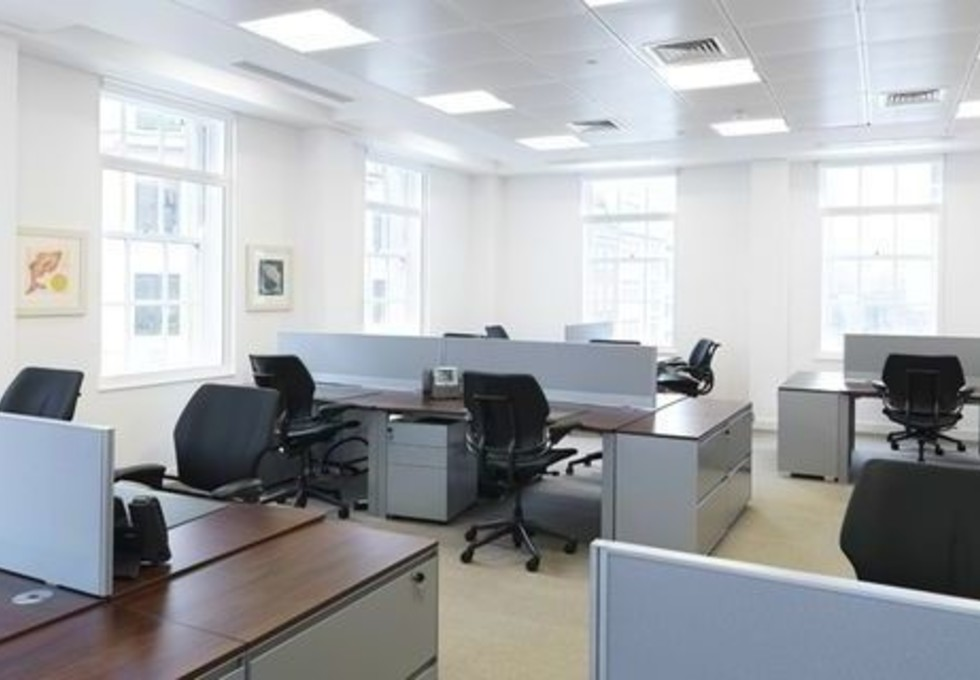 Curtain Road EC1 office space – Private Office (different sizes available)