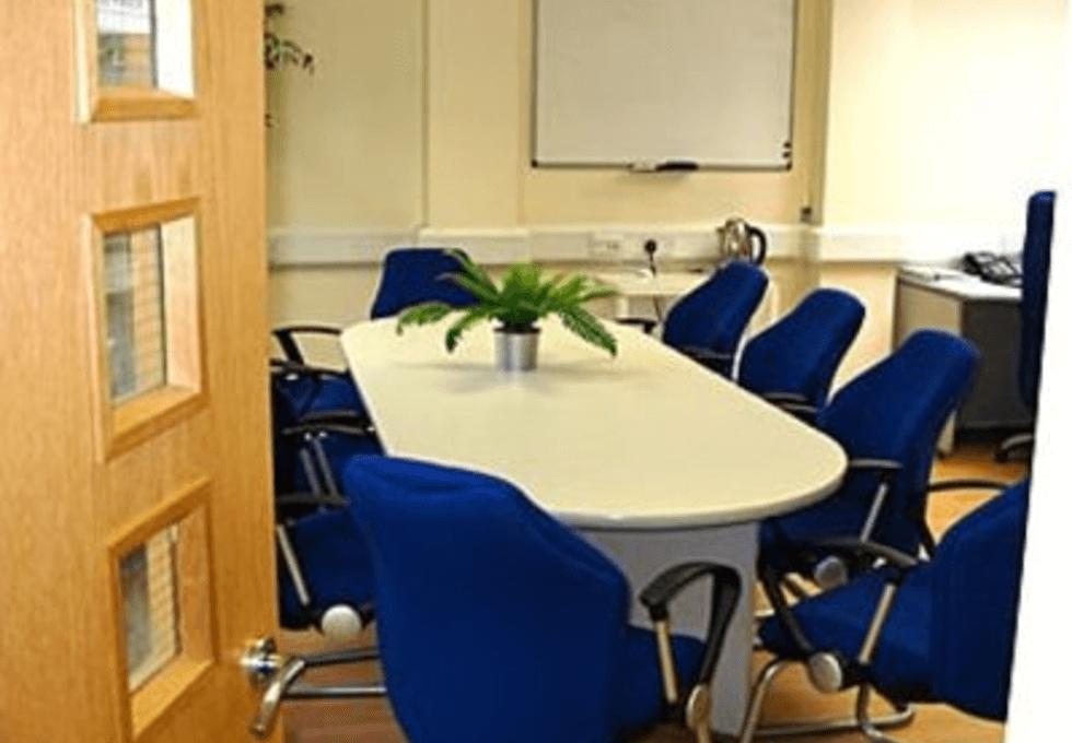 Charlotte Road EC1 office space – Meeting/Boardroom