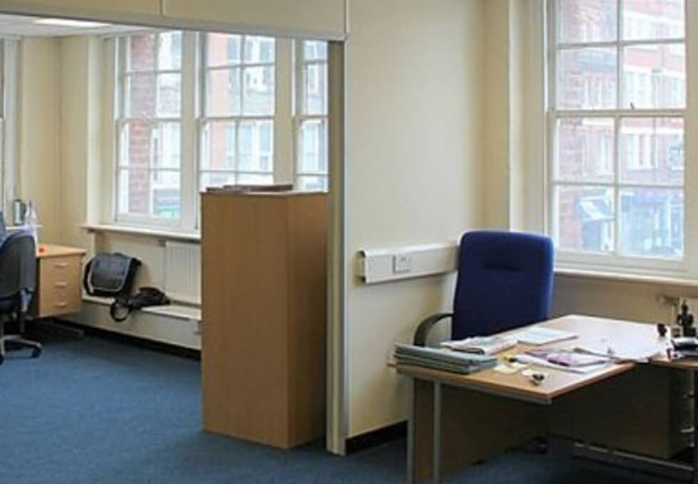 Goswell Road EC1 office space – Private Office (different sizes available)