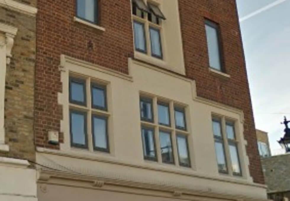 Upper Street N1 office space – Building External