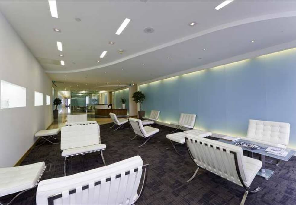 Canada Square E14 office space – Break Out Area
