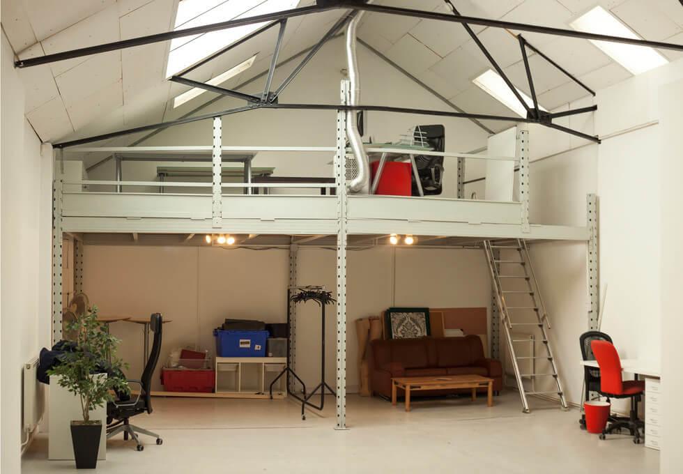 Acre Lane SW2 office space