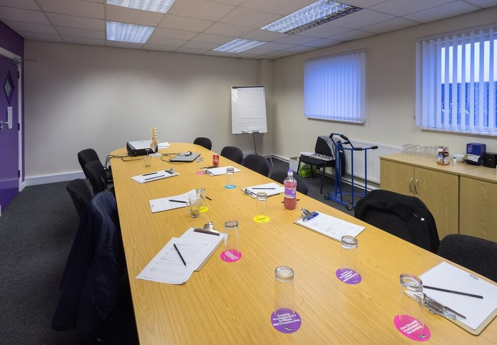 Willenhall WV1 office space – Meeting/Boardroom