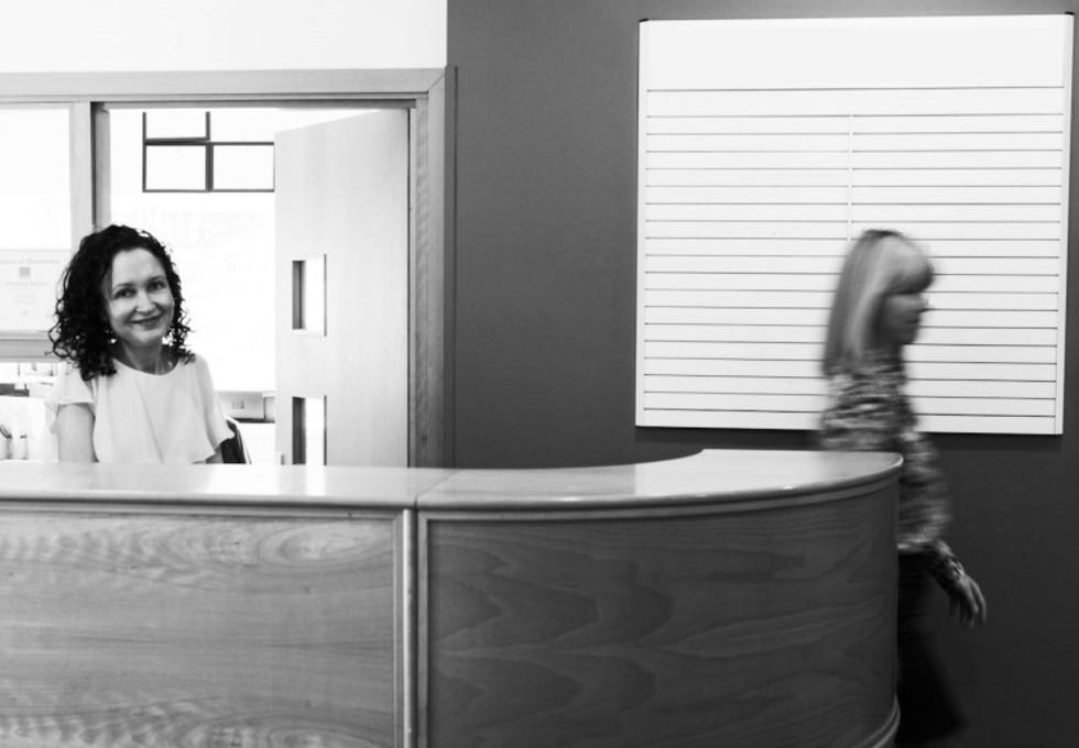 Severn Bridge DY12 office space – Reception