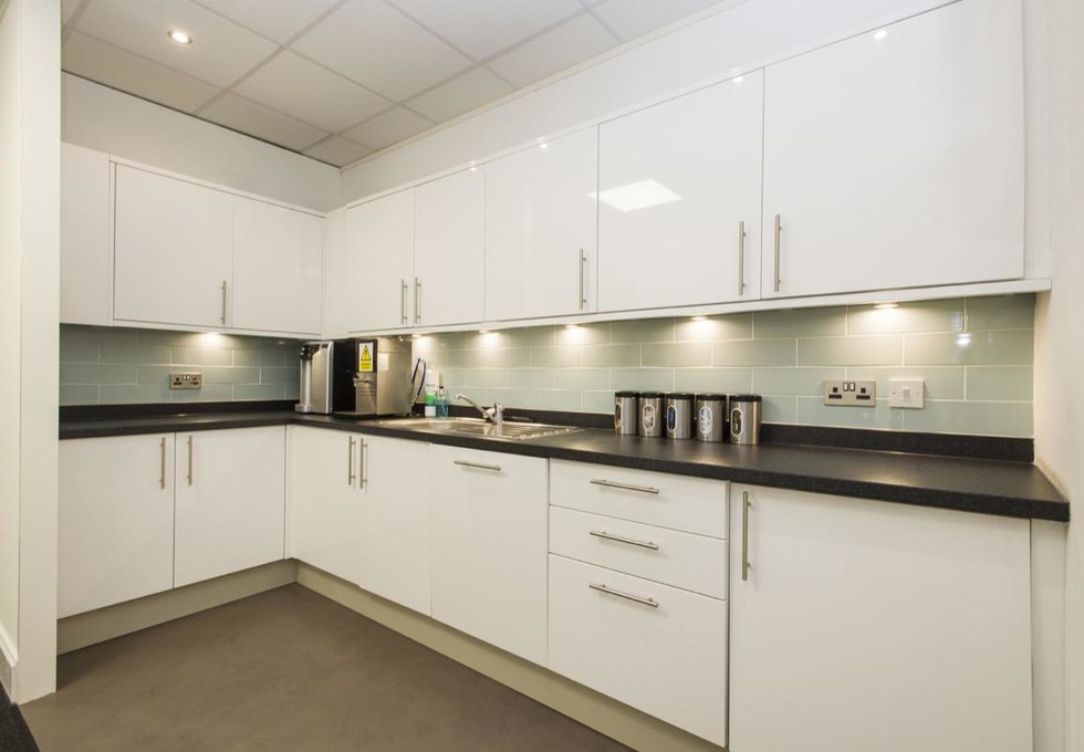Summerhouse Road NN1 - NN6 office space – Kitchen