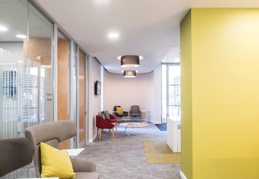 Robert Robinson Avenue OX1 office space – Break Out Area