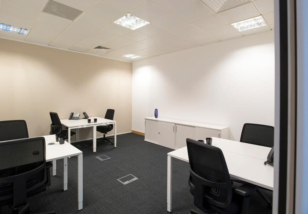 Cambourne Business Park CB1 office space – Private Office (different sizes available)