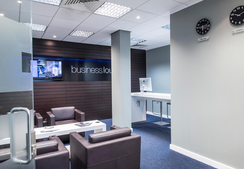 Quayside NE1 office space – Break Out Area