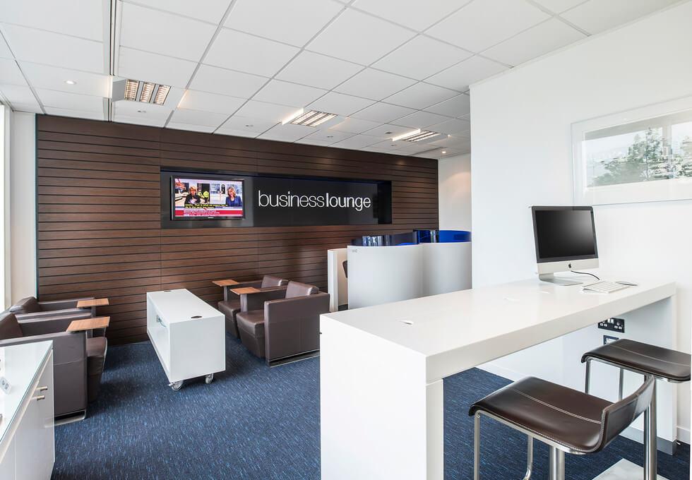 Pavillion Drive NN1 - NN6 office space – Break Out Area