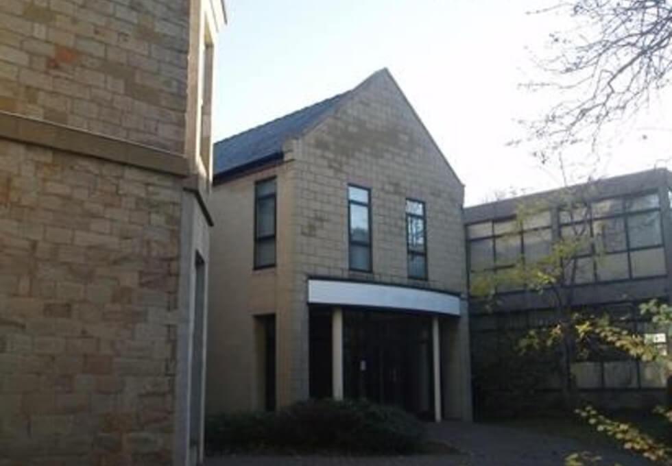 Norfolk Park Road S1 office space – Building External