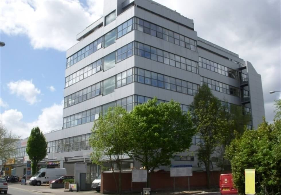 Abbey Road NW10 office space – Building External