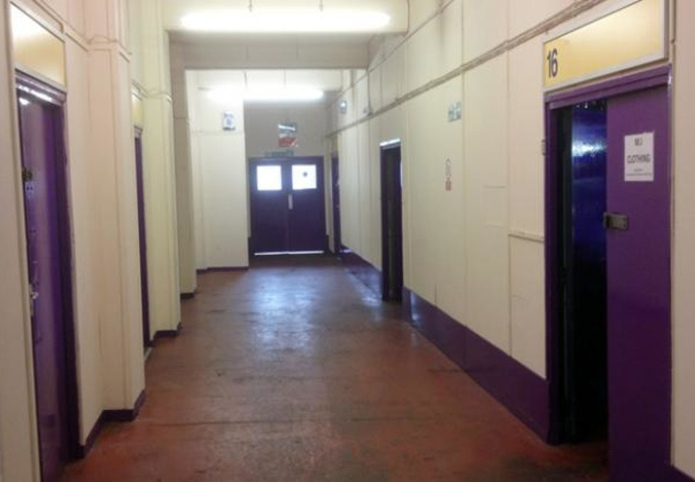 Mellor Street OL11 office space – Hallway