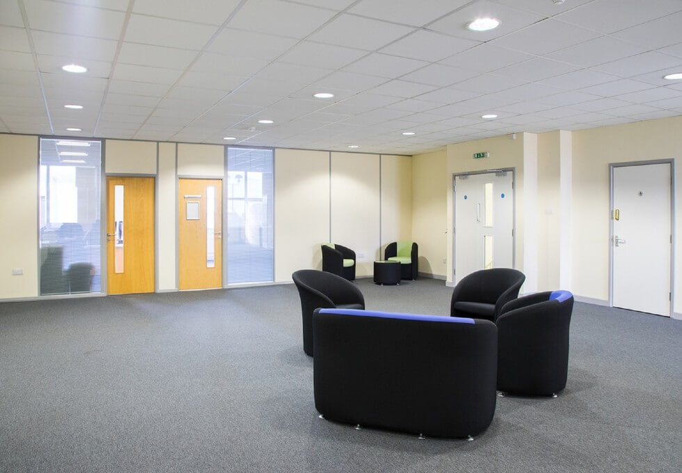 Knowles Lane BD1 office space – Break Out Area