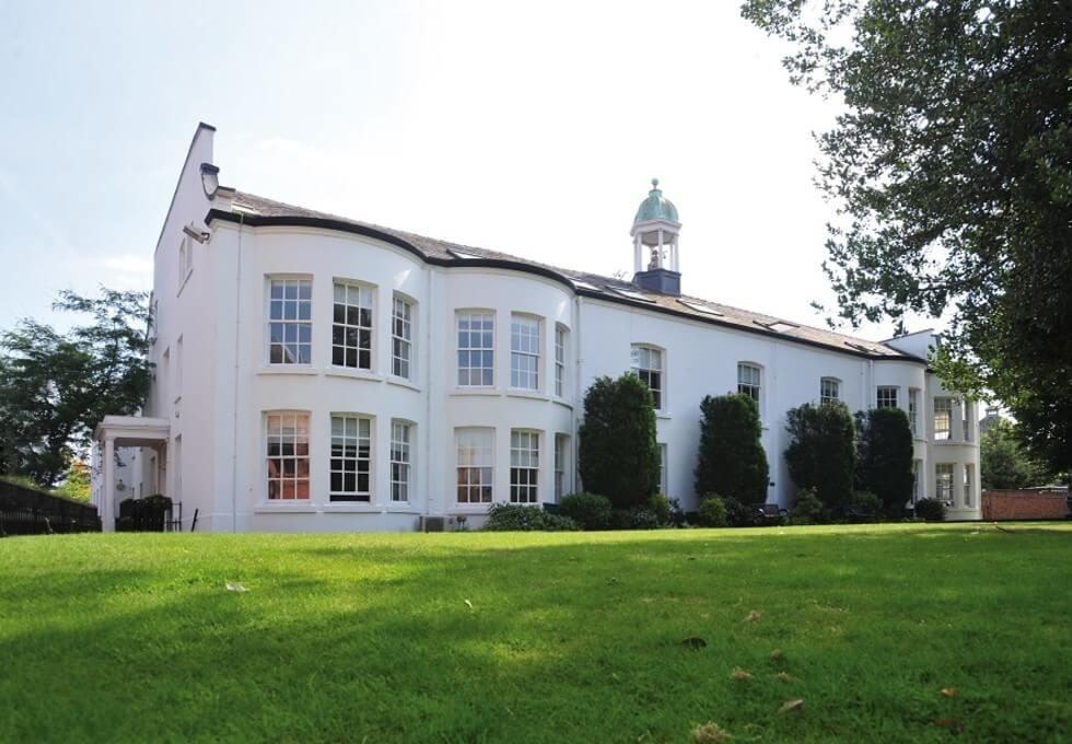 Greenalls Avenue WA1 office space – Building External