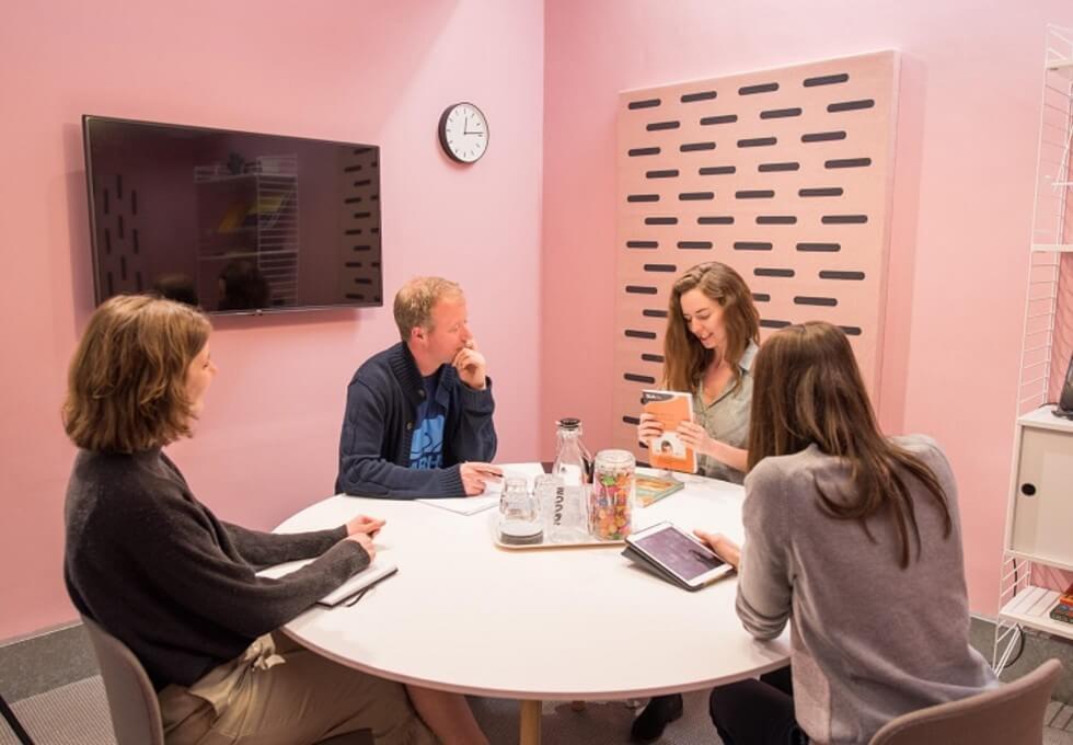 High Street BS1 office space – Meeting/Boardroom