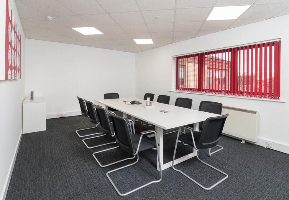 Oakdale Road YO1 office space – Meeting/Boardroom