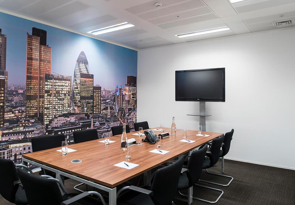Primrose Street EC2 office space – Meeting/Boardroom