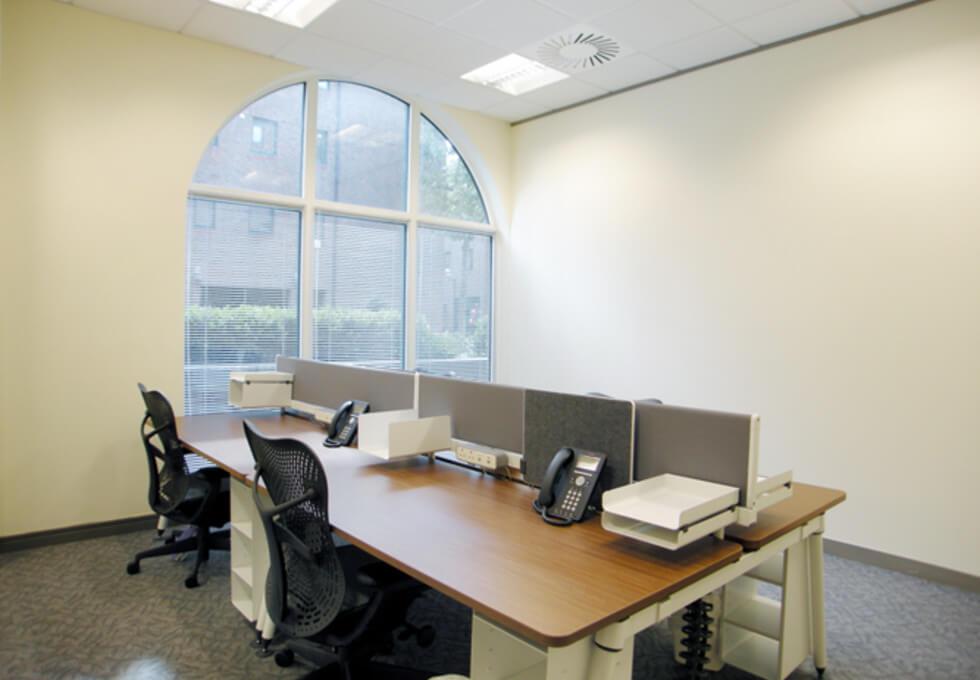Pepper Street E14 office space