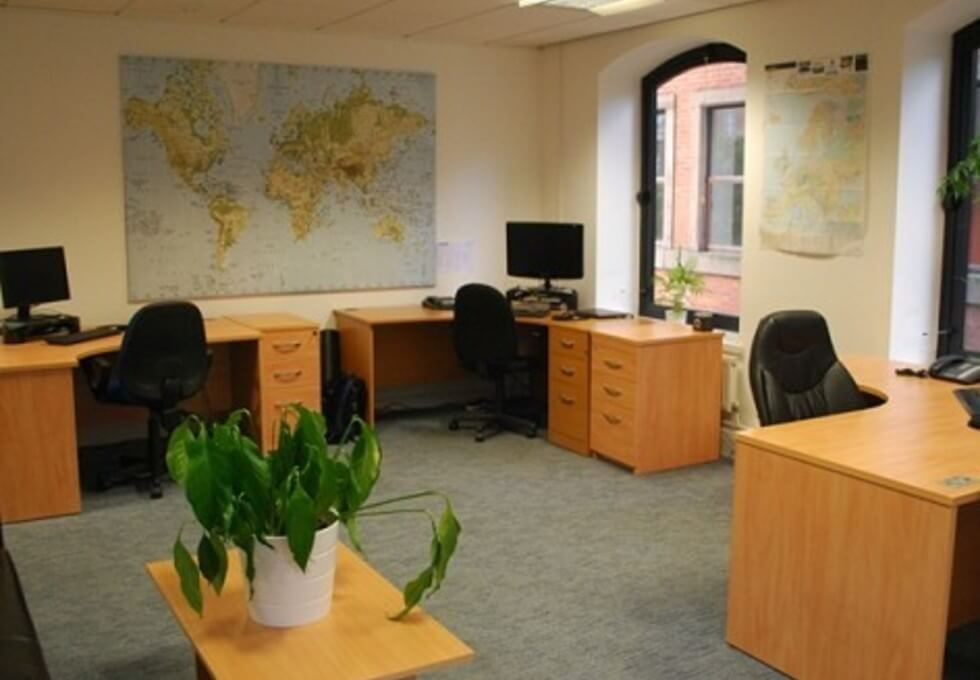 Charlotte Street M1 office space – Private Office (different sizes available)
