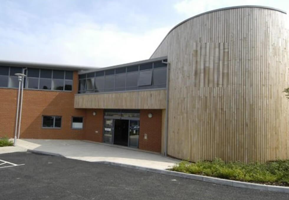 Highfield Drive TN37 office space – Building External
